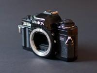 Minolta X-700 black