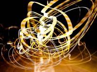 Langeweile: Flares mit der EOS 40D