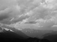 Alpen und Lightroom-Spielereien